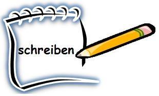 El Verbo Irregular Schreiben En Alemán
